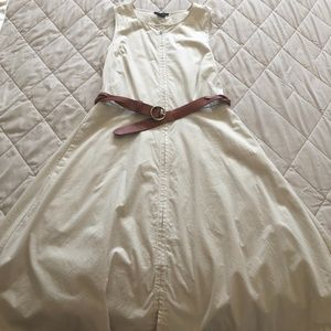 THEORY A line Belted Dress Size 2